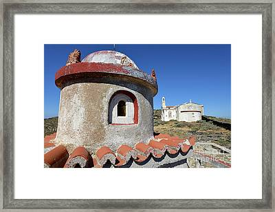 Chapels Framed Print