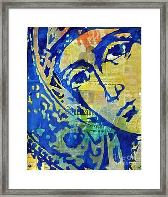 Chapter 10 Framed Print by Martina Anagnostou