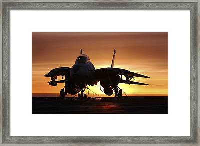 Chariot Of The Gods Framed Print