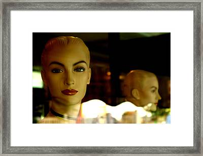 Charlene Framed Print by Jez C Self