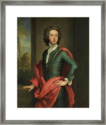 Charles Beauclerk, Duke Of St. Albans Framed Print