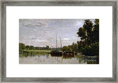 Charles   Framed Print by MotionAge Designs