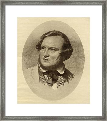 Charles James Lever, 1806-1872. Irish Framed Print by Vintage Design Pics