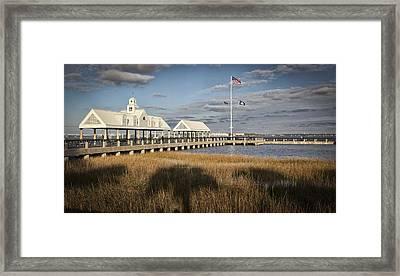 Charleston 1 Framed Print by Paul Shappirio