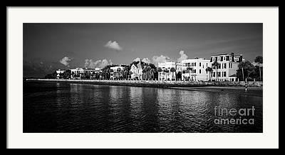 Mansion Photographs Framed Prints