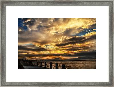 Charleston South Carolina Framed Print
