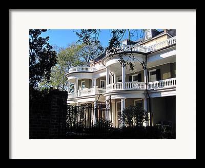 Southern Lifestile Framed Prints