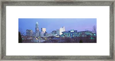 Charlotte North Carolina Usa Framed Print by Panoramic Images