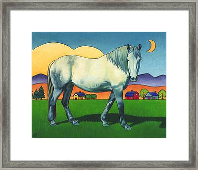 Charmeon Framed Print