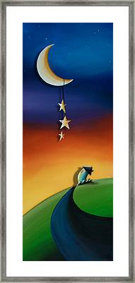 Charming Framed Print by Cindy Thornton