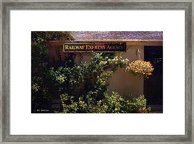 Charming Whimsy Framed Print