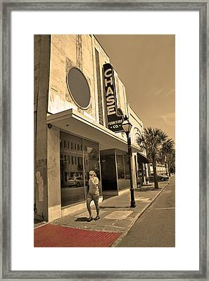 Chase Furniture Framed Print by Wendy Mogul