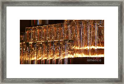 Chasing Waterfalls Framed Print