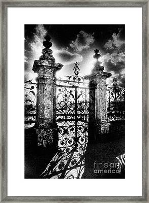 Chateau De Carrouges Framed Print by Simon Marsden