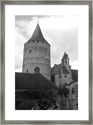 Chateaudun 2 Framed Print by Jez C Self