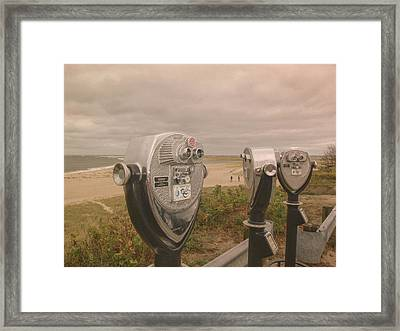 Chatham View Framed Print by JAMART Photography