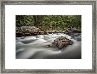 Chattooga River 12 Framed Print