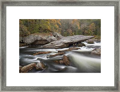 Chattooga River 13 Framed Print