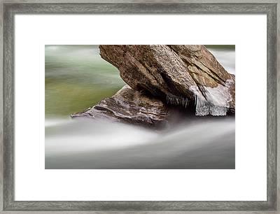 Chattooga River 20 Framed Print by Derek Thornton