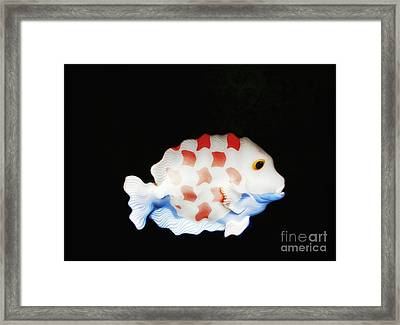 Checkers  Framed Print by Steven Digman