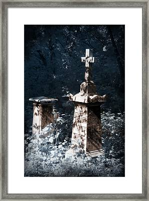 Checkmate Framed Print by Helga Novelli