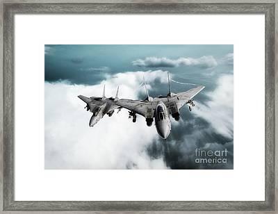 Checkmate Framed Print by J Biggadike