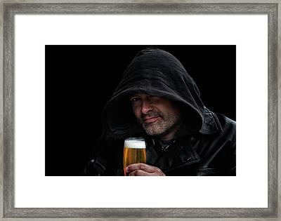 Cheers Framed Print by Joachim G Pinkawa