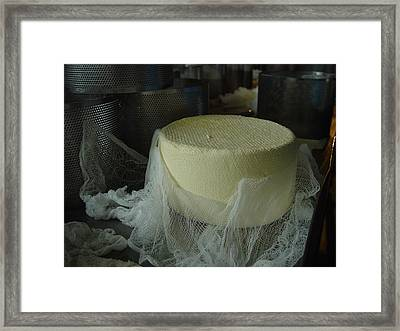 Cheese Framed Print by Eric Workman