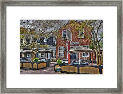 Cheese Shop Framed Print by Todd Hostetter