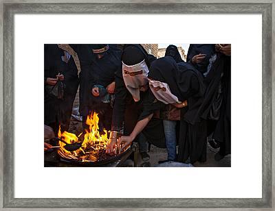 Chehel Minbari II Framed Print by Mohammadreza Momeni