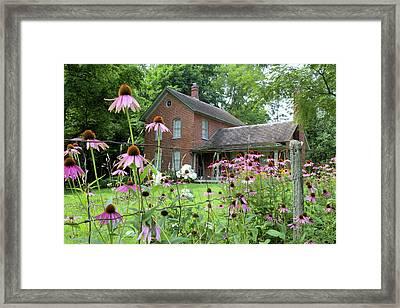 Chellberg Farm Framed Print