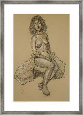 Chelsea 1 Framed Print by Donelli  DiMaria