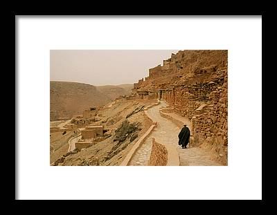 Tunisia Framed Prints