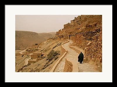Tunisia Framed Prints