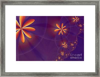 Cheri Anna Framed Print