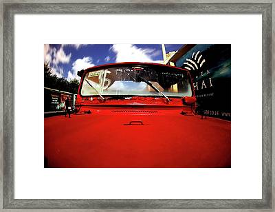 Cherikee Red Two Framed Print