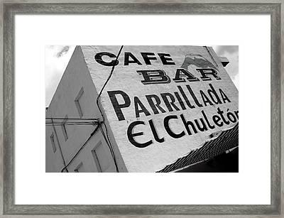 Cherin 12 Framed Print by Jez C Self