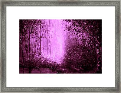 Cherish Framed Print by Ann Marie Bone