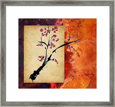 Cherry Blossom Framed Print