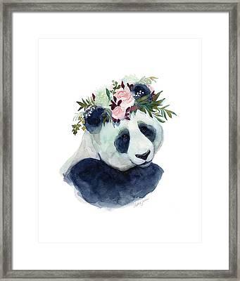 Cherry Blossom Framed Print by Stephie Jones