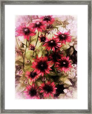 Cherry Brandy Framed Print
