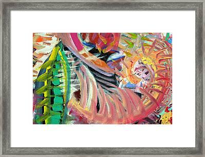 Cherubim Out-take 1 Framed Print