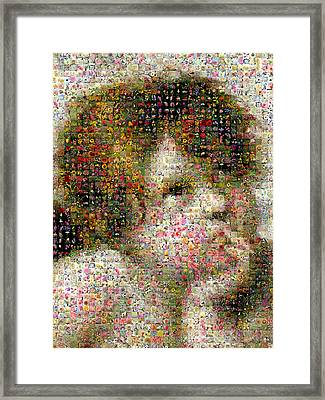 Cherubini Framed Print by Gilberto Viciedo