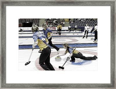Cheryl Bernard Framed Print