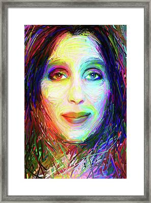 Cheryl Sarkisian Framed Print