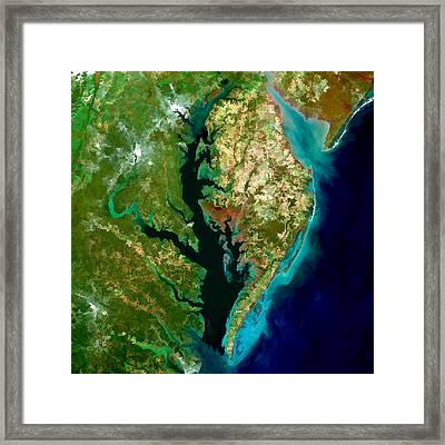 Chesapeake Bay Framed Print