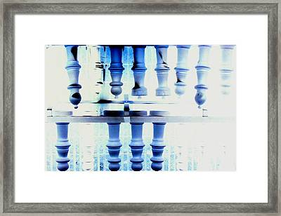 Chess Anyone 2 Framed Print by Cyryn Fyrcyd
