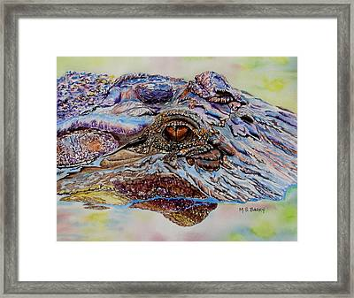 Chester Framed Print