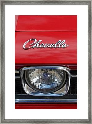 Chevelle Framed Print