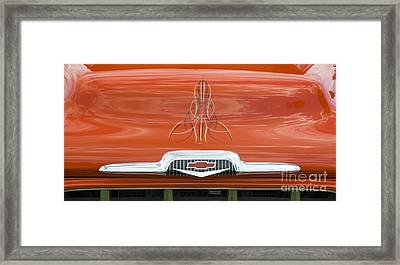Chevrolet 30 Framed Print by Wendy Wilton